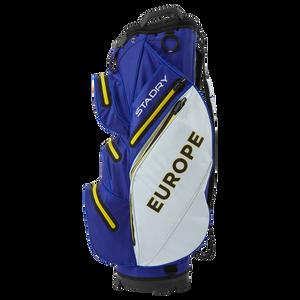 Ryder Cup Team Europe StaDry Cart Bag