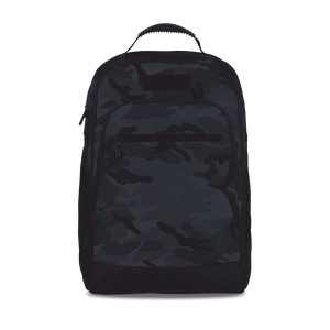 Black Camo Players Backpack