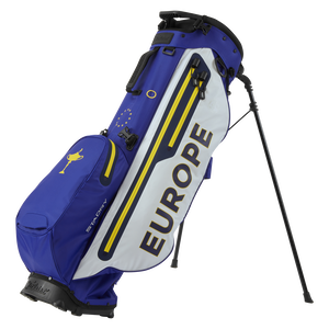 Ryder Cup Team Europe Players 4 Plus StaDry Stand Bag