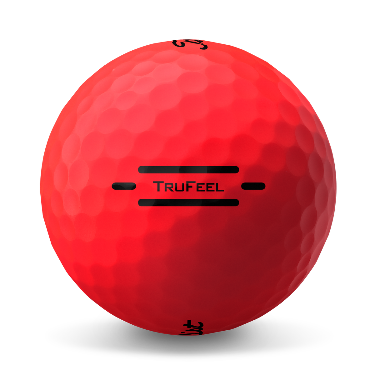 TruFeel Matte Red