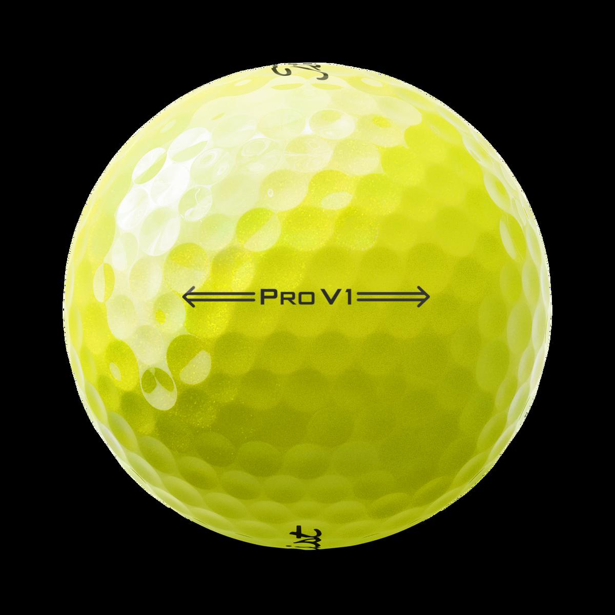 Pro V1 Yellow