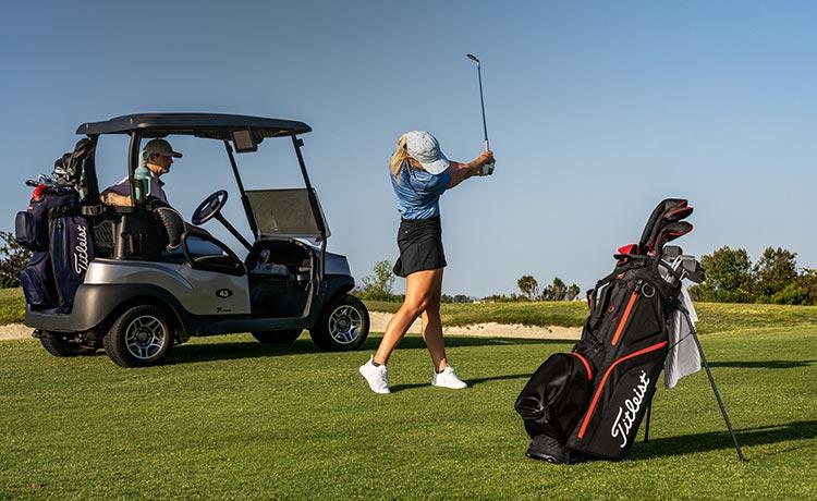 Titleist Hybrid Stand Golf Bags