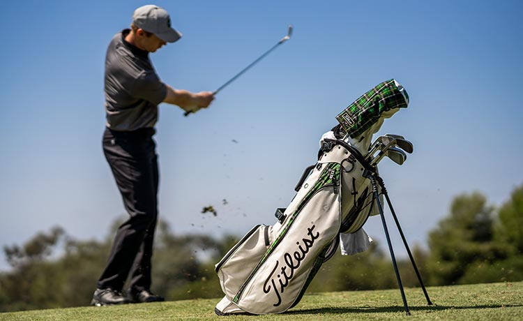Titleist St. Patricks Day Hats and Gear
