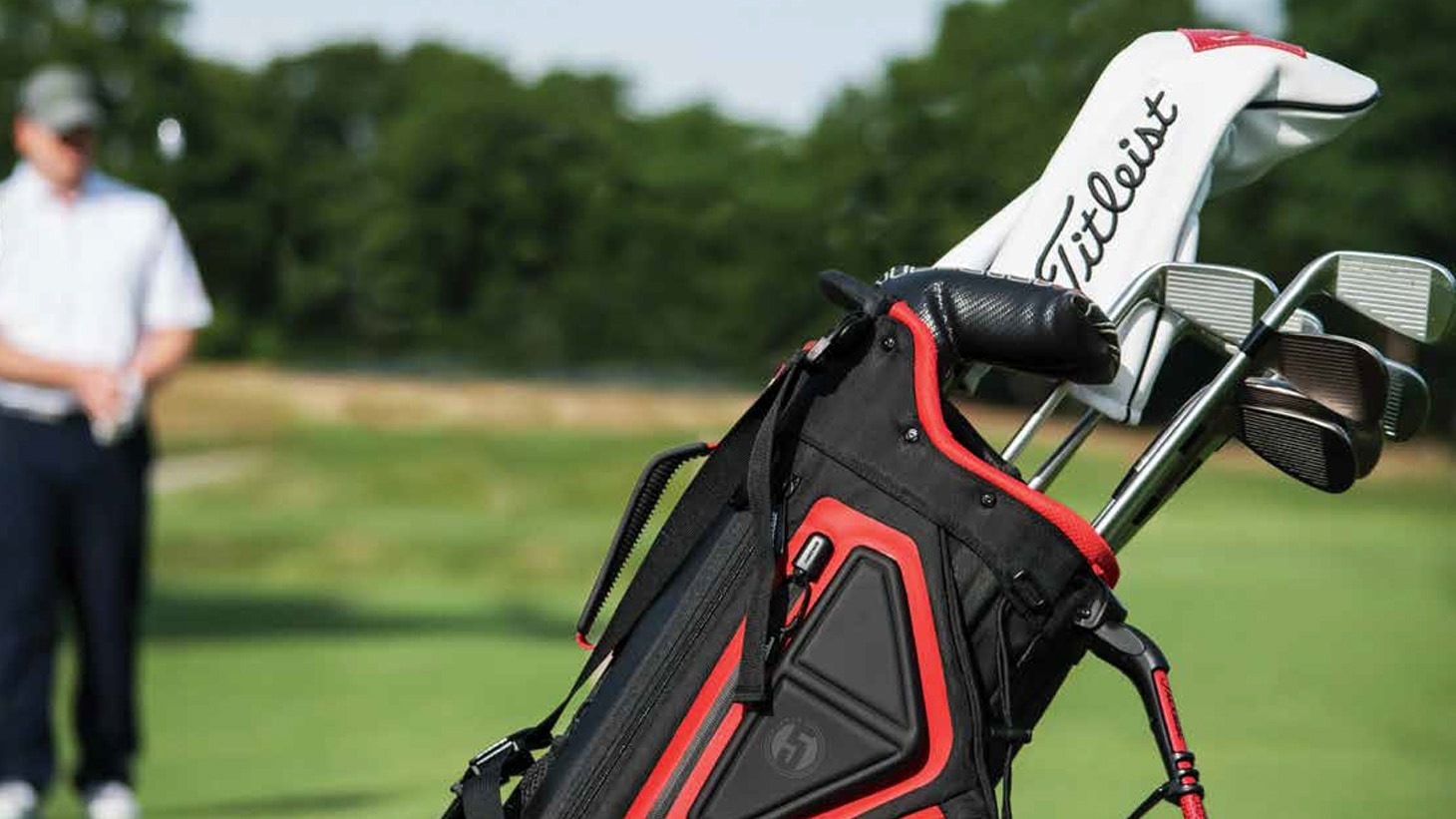 Titleist Gear Spotlight New Players Collection Stand Bags