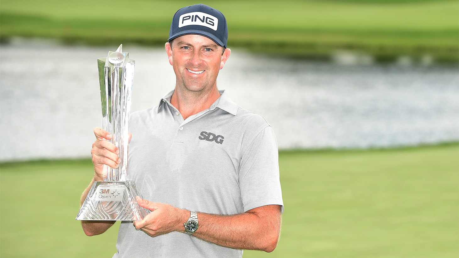 Michael Thompson earns his second career PGA TOUR...