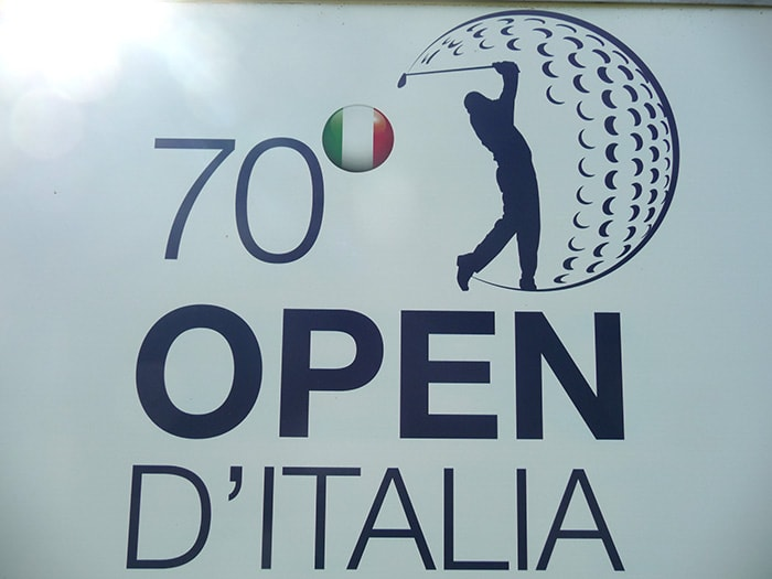 Welcome to The 70th Open d'Italia