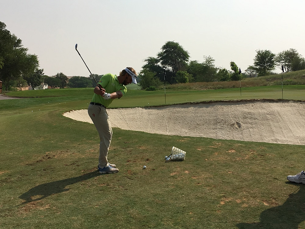 Golf Ball Loyalist Joost Luiten is tuning his...