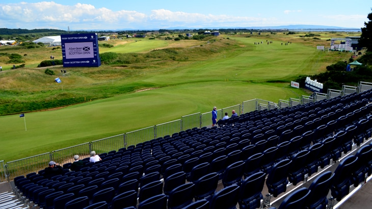 The deciding hole for the 2017 Aberdeen Asset...