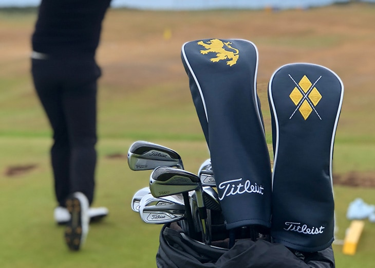 Titleist Brand Ambassadors were welcomed to the...