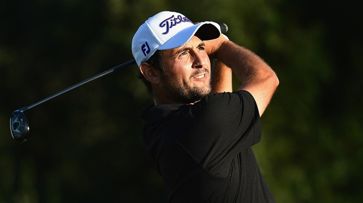 The Winning Setup: Alexander Levy at the Porsche European Open