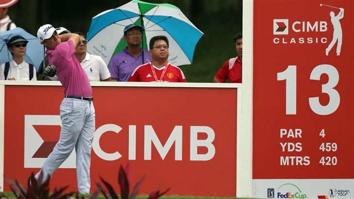 Field Notes: Inside the 2017 CIMB Classic