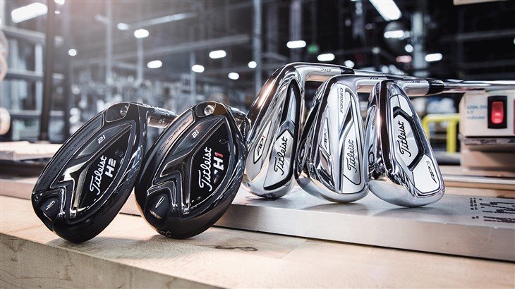 Momentum Rolls on for New Titleist Prototype 718 Irons and 818 Hybrids