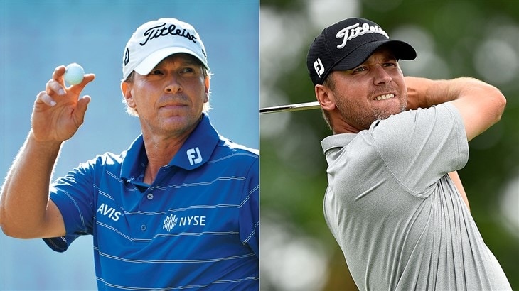 The Winning Setups: Steve Stricker and Sean O'Hair at the QBE Shootout