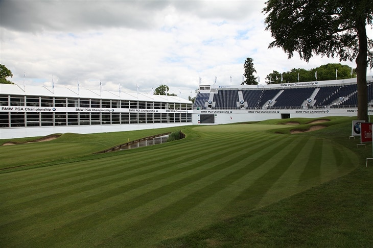 Welcome to The 2016 BMW PGA Championship
