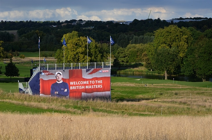 Welcome to the 2016 British Masters