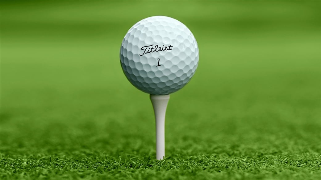 Pro V1 golf ball, the choice of the winner at the 2019 KLM Open